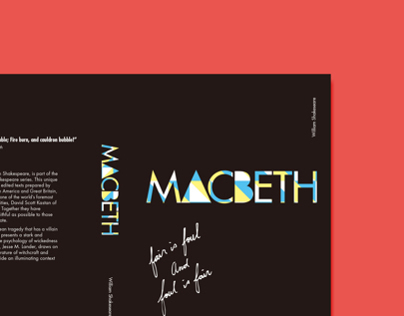 Book Cover Redesign / Spring 2013