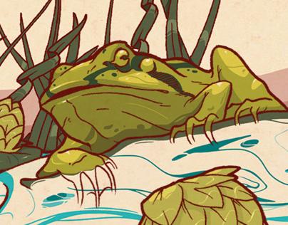 Feeling Froggy!