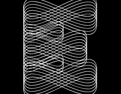 line & dot