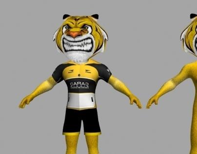 Mascote Criciúma E.C