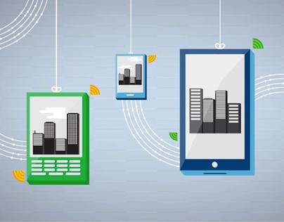 IBM Mobile-First Enterprise Animations