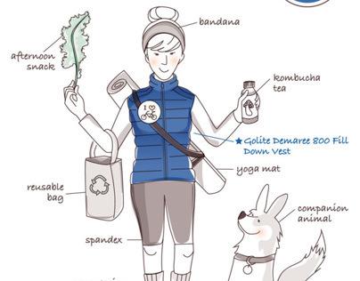 Boulderite's Uniform