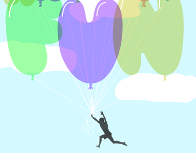 Carried Away With Balloons
