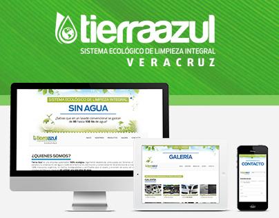 ::TIERRA AZUL VERACRUZ:: WebSite