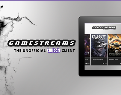 Twitch app for Windows 8 and RT