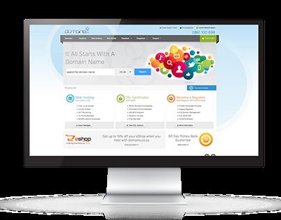 Domains.co.za