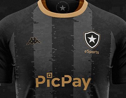 Botafogo eSports - Concept