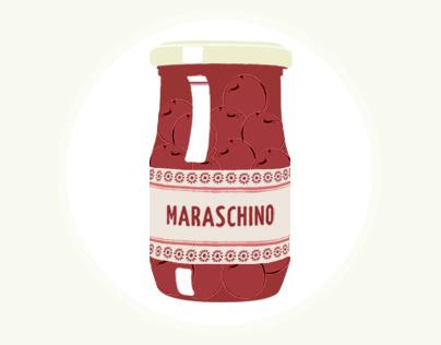 Maraschino Cherry's