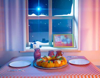 2014: Rosca de Reyes