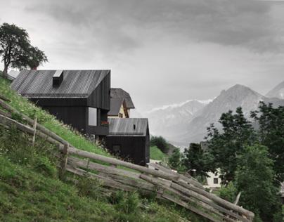Wohnhaus Pliscia 13 (I)
