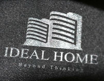 IDEAL HOME Logo (Option 2)