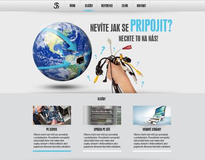 SLADAS webdesign