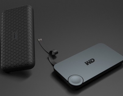 Western Digital Hard-drive