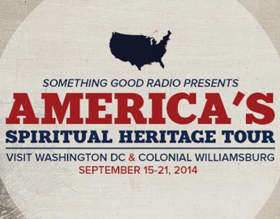 America's Spiritual Heritage Tour