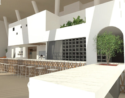 WHITE WALLS restaurant | moodoard