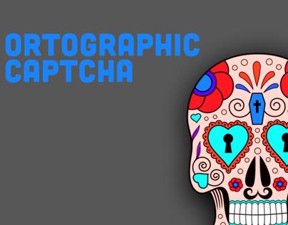Orthographic Captcha - Royal Spanish Academy (RAE)