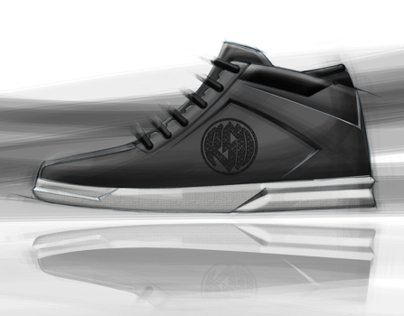 Roland Sands Motorcycle Shoes