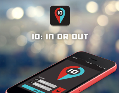 IO: IN or OUT