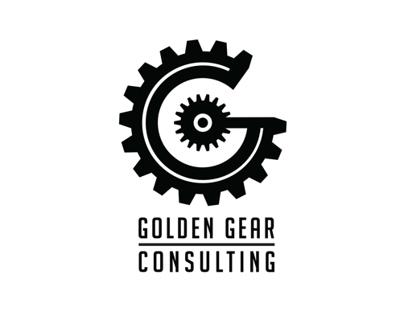 Golden Gear Consulting Logo