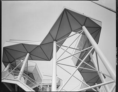 Wolkenhain Berlin – Analog 4x5 Photography