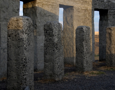 Stonehenge - Columbia Gorge, OR