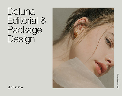 deluna | Editorial & Packaging Design