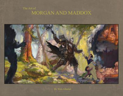 Morgan and Maddox
