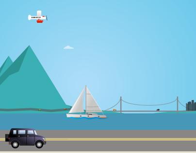 Infographie : La mobilité durable