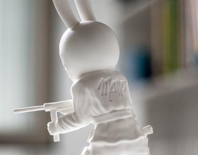 Artist's Toy  / Figure #01