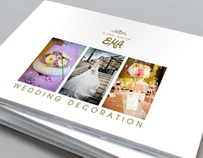 Wedding Decoration Catalog for Floral Atelier Ema