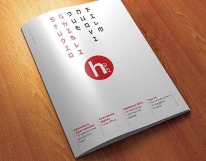 hzine magazine