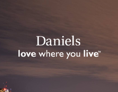 Daniels Website casestudy exercise