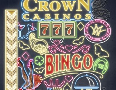 """""""Vive la emoción"""" Casinos Crown"""