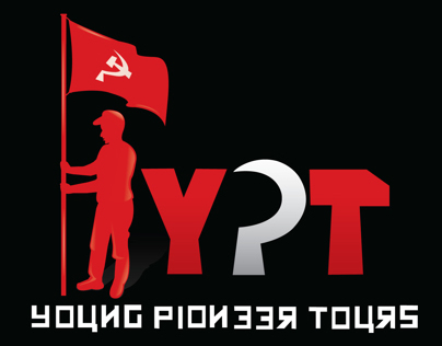 Young Pioneer Tours Business Cards