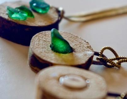 NATUR COLLECTION Necklaces