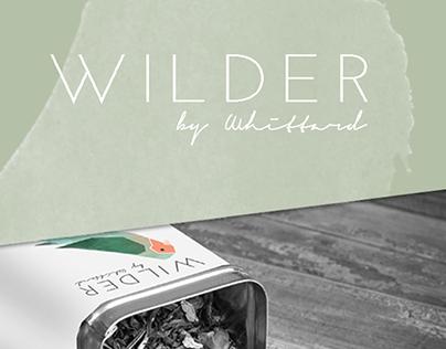 Wilder By Whittard Packaging