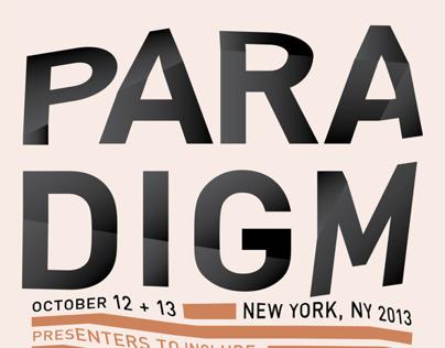 Paradigm - Architectural Forum