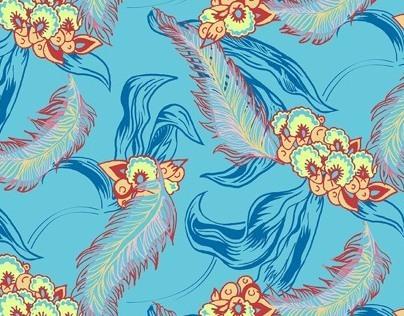 Tropical Shirt Print