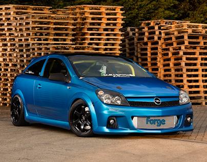 Vauxhall Astra VXR - Performance Vauxhall Magazine