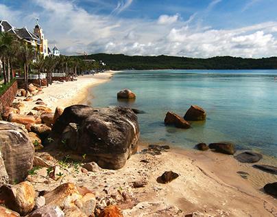 Bai Khem Beach, Phu Quoc Island, Vietnam