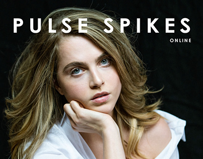 Celebrity Anne Winters Editorial Pulse Spike