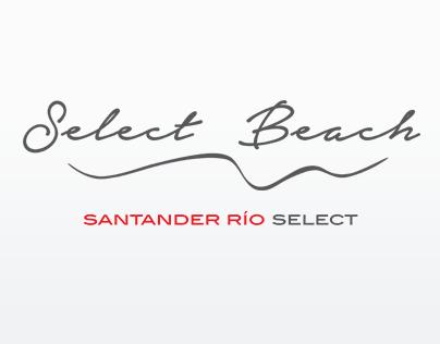 Select Beach | Santander Río