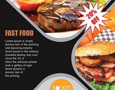 Foodie Tune Brochure