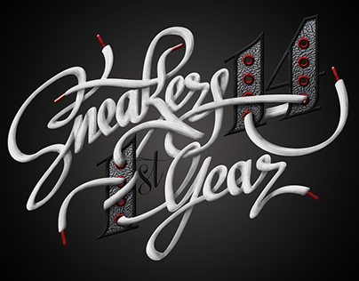 Sneakers 14 First Year Anniversary