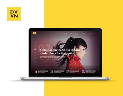 DVVN Website