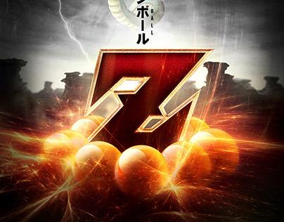 Poster provisional para DRAGON BALL Z (2015)