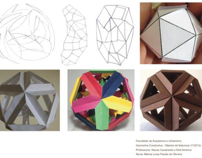 1º semestre - Terceira Prancha - Geometrização Natureza