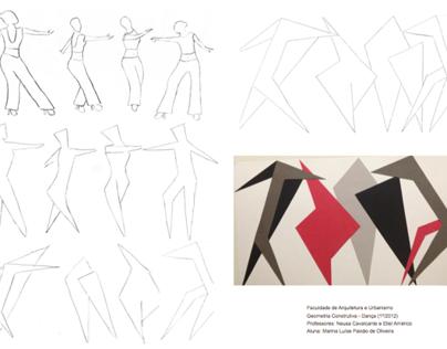 1º semestre - Quarta Prancha - Geometrização da Dança