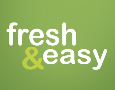 Fresh & Easy App