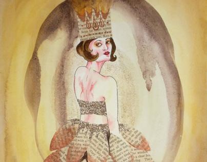 2013 Watercolor - Women